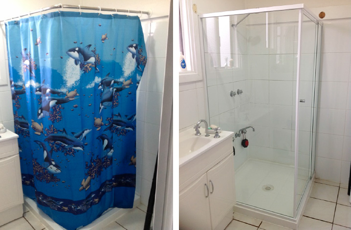 1 Another Successful Bathroom Upgrade!